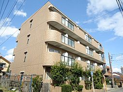 愛知県名古屋市守山区金屋2丁目の賃貸マンションの外観