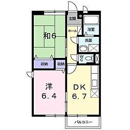 鹿沼駅 3.7万円