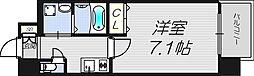 プランドール新大阪NORTHレジデンス[9階]の間取り
