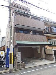京都府京都市下京区大堀町の賃貸マンションの外観