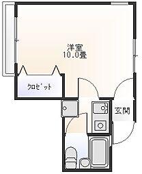 樹華2[2階]の間取り