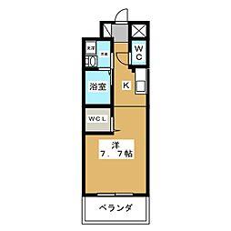 サン・丸の内三丁目ビル[9階]の間取り