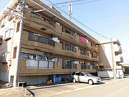 兵庫県豊岡市下陰の賃貸マンションの外観