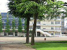 武蔵野市立第三中学校まで600m