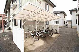 岡山県総社市福井丁目なしの賃貸アパートの外観