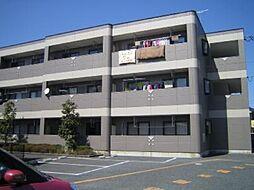 愛知県江南市飛高町泉の賃貸マンションの外観