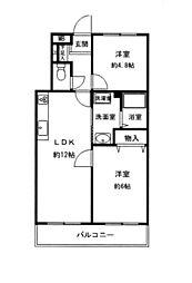 パラシオン横浜西谷2