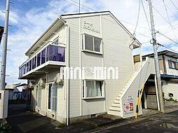 コーポSUGIYAMA[2階]の外観