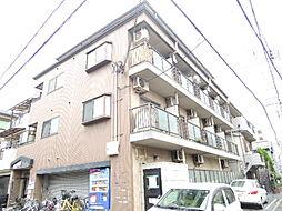 大阪府大阪市平野区喜連東2丁目の賃貸マンションの外観