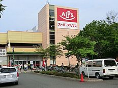 スーパーアルプス日野店まで1345m
