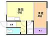 間取り,1DK,面積24.3m2,賃料3.0万円,バス くしろバス星が浦大通2丁目下車 徒歩7分,,北海道釧路市星が浦大通2丁目4-6