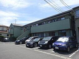 コーポヤマニ[1階]の外観
