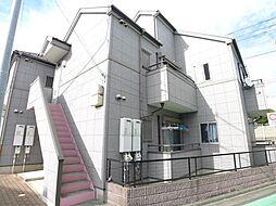 ソレイユ・ワシオ1・2番館[2階]の外観