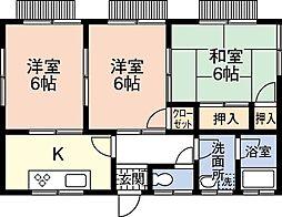 五井駅 5.5万円