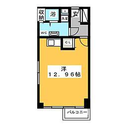 プライムアーバン矢場町[12階]の間取り