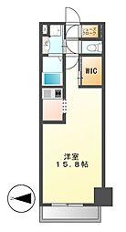 Viare storia(ヴィアーレストリア)[8階]の間取り