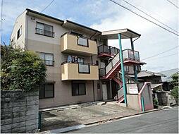 福岡県北九州市八幡西区永犬丸2丁目の賃貸アパートの外観