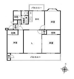 京王山田マンションB棟 中古マンション