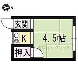 くいな橋駅 2.2万円