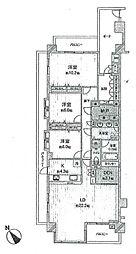 日神パレステージ井の頭公園東館 2F