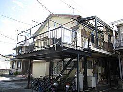 谷岡ハイツ[1階]の外観