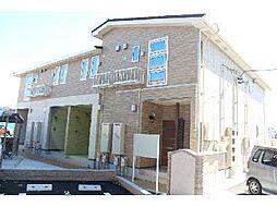 仮)知立市八ツ田町新築アパート[202号室]の外観