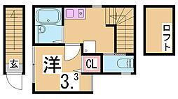 駒ヶ林駅 3.8万円