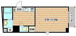 (仮)新庄町マンション計画[2階]の間取り
