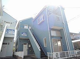 福岡県北九州市八幡西区日吉台3丁目の賃貸アパートの外観