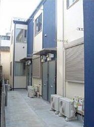 タウンハウス東中野[2号室号室]の外観