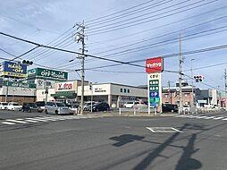 V・drug津島北店まで200m
