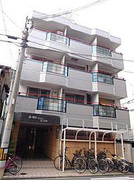 ロータリーマンション平代町[4階]の外観