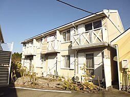 KMハイツA[2階]の外観