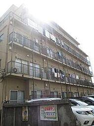 戸越銀座マンション[3階]の外観