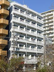 新松戸NCAマンション[7階]の外観