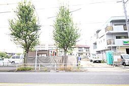(仮称)メディック共同住宅[2階]の外観