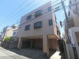 千葉県千葉市中央区椿森2丁目の賃貸マンションの外観