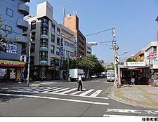 桜新町駅(現地まで160m)