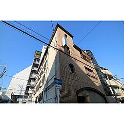 大阪府大阪市天王寺区味原本町の賃貸マンションの外観