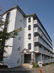 ガーデンプレイス寺岡[4階]の外観