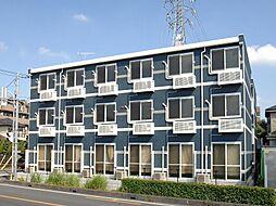 埼玉県戸田市上戸田4丁目の賃貸マンションの外観
