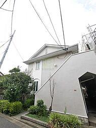 東京都杉並区桃井2丁目の賃貸アパートの外観