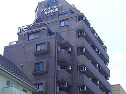グランド・ガーラ渋谷松濤[6階号室]の外観