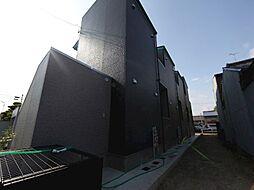 愛知県名古屋市中村区東宿町2丁目の賃貸アパートの外観