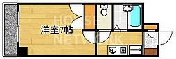 メゾンハウスIII[B407号室号室]の間取り