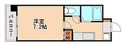 カワハラビル[3階]の間取り