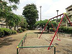 周辺環境:ゆりのき公園