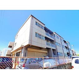 静岡県静岡市駿河区高松1丁目の賃貸マンションの外観