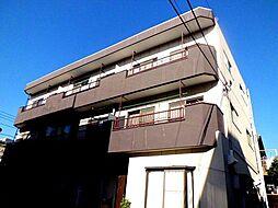 藤ハイツ[303号室]の外観