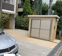 プリエール播磨バイク駐車場